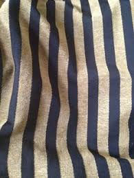 Regency Stripe Upholstery Fabric Onyx Regal Black And Coral Inch Wide Stripe Damask Upholstery