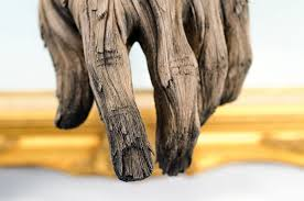 sculptures that you d mistake for wood are actually