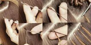 micro loop hair extensions how to apply micro loop hair extensions