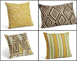 the deal modern pillows reduced at room board s summer