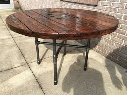 Cable Reel Table by Reclaimed Cable Reel Tables By Jb13designs On Etsy Spool