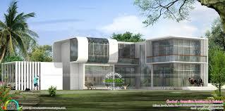 ultra modern home with pool kerala home design bloglovin u0027