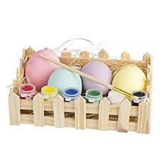 Easter Home Decorations Uk by Gisela Graham Easter Tree Decorations Paint Your Own Easter Egg