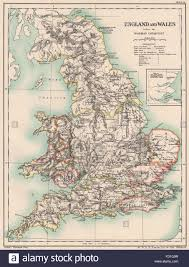 Wales England Map by England U0026 Wales Pre Norman Conquest Celtic U0026 Latin Names Sees