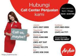 airasia indonesia telp nomor call center airasia indonesia