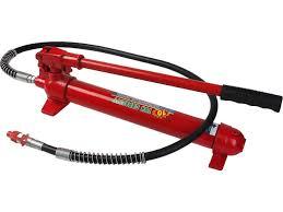 porta auto equipment power hydraulic frame repair kit tool auto
