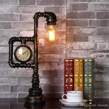 2018 metal vintage lighting retro lamp base holder one head loft