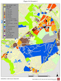 Zoning Map Dc Tlc Completed Projects