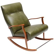 Oak Rocking Chairs For Sale 1960s Rocking Chairs 145 For Sale At 1stdibs