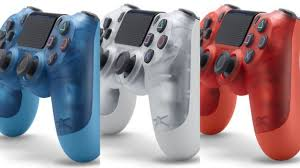 we are u0027clearly u0027 in love with these new crystal dualshock 4