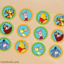 parties free winnie pooh party printable u0027s
