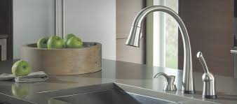 waterfall kitchen faucet awesome delta waterfall kitchen faucet home decoration ideas