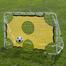 lion sports 3 in 1 soccer trainer 6 x 4 ft hayneedle
