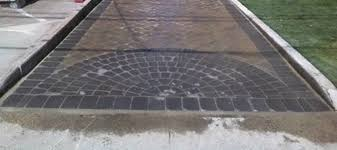 how to clean bluestone how to clean pavers with water pressure