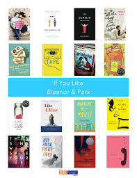 booklist if you like eleanor park by rainbow rowell the hub