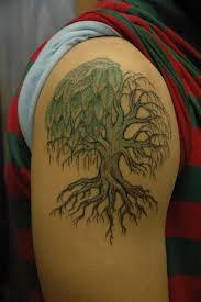 willow tree tattoos