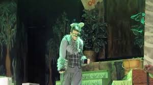 Shrek 3 Blind Mice Make A Move From Shrek The Musical Youtube