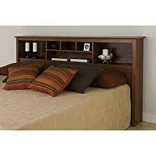 Bookcase Headboard With Drawers Amazon Com Bedroom Custom Country Rustic Wood Bookcase Headboard