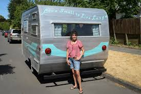 travel trailer with garage 17 travel trailer with garage generator storage shed plans