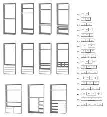 Ikea Armadi Scorrevoli by Un Armadio Su Misura Online Risparmiare Progettando In Autonomia