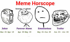 Meme Alone - meme hor scope foreve alone joker emotionless forever alone troller