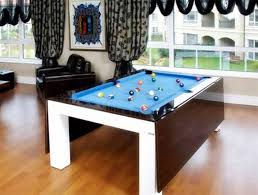 modern games room furniture pool dining table furniture