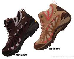 merrell womens boots uk merrell womens siren vent mid vibram outdoors boots shoes 2 colors