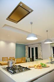 flush mounted ceiling extractor doesn u0027t distract from the clean