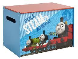 thomas the tank engine toy box by hellohome amazon co uk kitchen