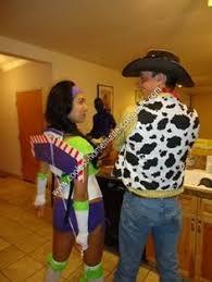 Buzz Lightyear Halloween Costume Halloween Costume Woody Buzz Lightyear College Craft Ideas