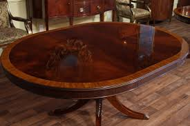 antique mahogany dining room furniture oval dining table room and board beautiful oval dining room