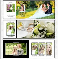 wedding photo album wedding album design template 57 free psd indesign format
