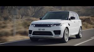 range land rover new range rover sport performance land rover usa youtube