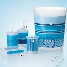 aqua bathroom accessories amazon co uk kitchen u0026 home
