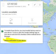 android device manager location unavailable android device manager for tracking locating android phones tablets