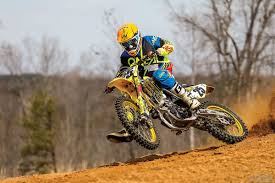 the best motocross bikes motocross action magazine mxa rides cycra u0027s jgrmx 2017 suzuki rm z450