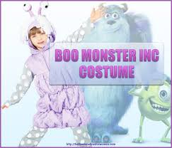 Monster Boo Halloween Costume 25 Monster Costumes Ideas Monsters