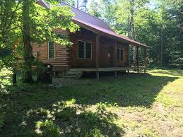 beautiful log home near pictured rocks homeaway seney