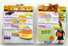 belinda selene how i decorate and organize my erin condren life