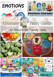 inside out party ultimate inside out party guide around my family table