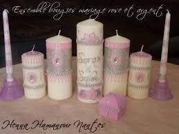 bougie hennã mariage bougies le de hamanour