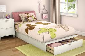 White Twin Bedroom Furniture Set Kids Room With White Wooden Twin Bed And Fur Rug Also Study F Desk