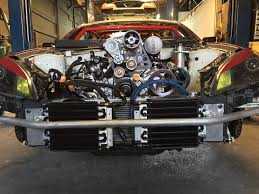 hyundai genesis coupe supercharger hyundai genesis with a 1 000 hp supercharged ls3 engine depot