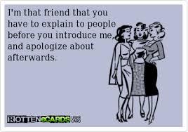 Funny Friend Meme - funny ecards i m that friend funny memes