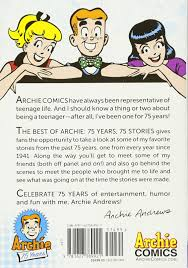 the best of archie comics 75 years 75 stories archie superstars