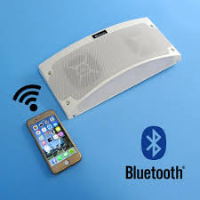 Rv Awning Led Lights Caravansplus Rv Media Outdoor Bluetooth Speaker U0026 Led Light White
