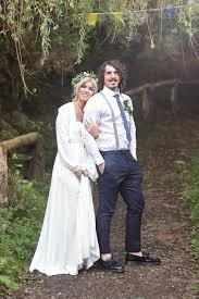 boho houghton dress for gorgeously hippie wedding by karly curwen