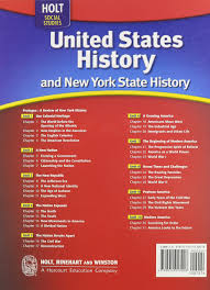 amazon com holt mcdougal united states history 2009 new york