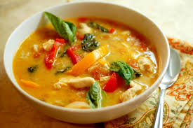 Thai Red Pumpkin Curry Recipe by Thai Chicken Curry U2013 Zesty Rhythm