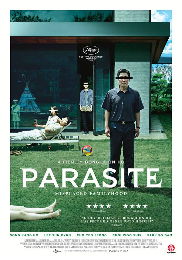 Image result for parasite, film